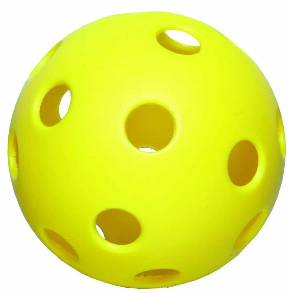 Bola de pickleball