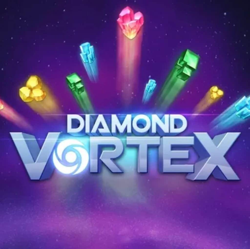 Caça-níqueis de cassino Diamond Vortex