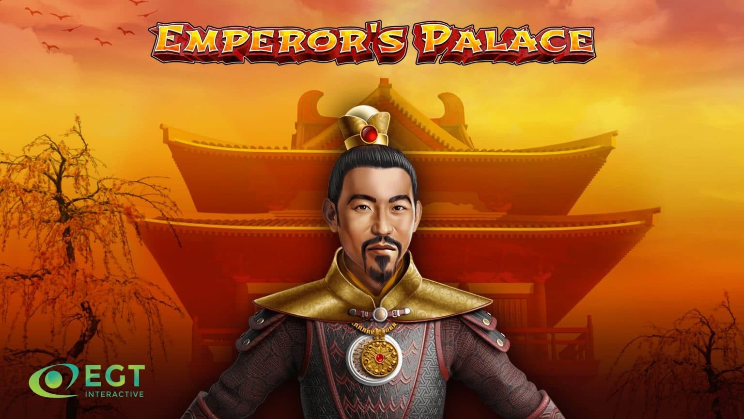 Caça-níqueis Emperors Palace