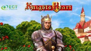 Caça-níqueis Knights Heart