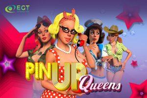 Caça-níqueis Pin Up Queens