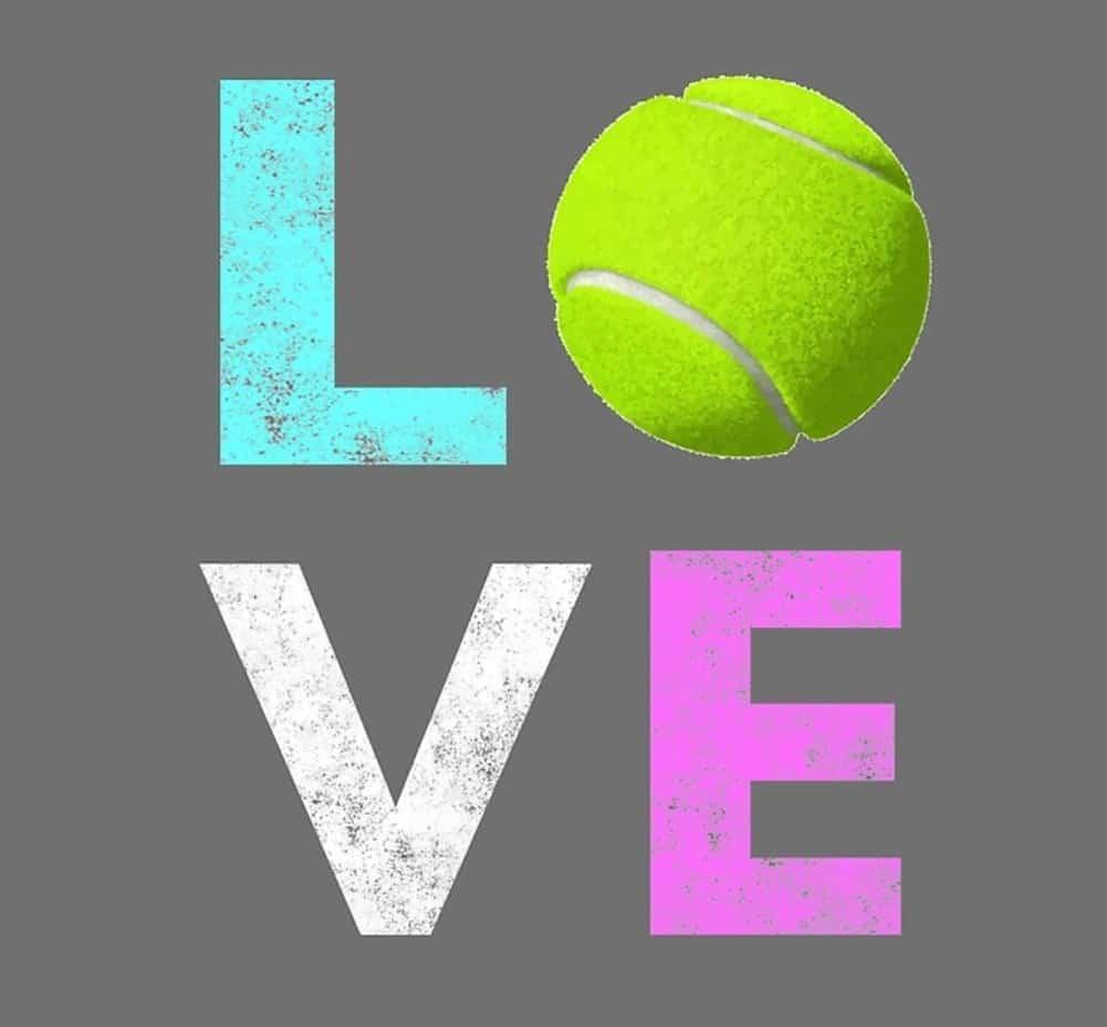 Amor no tênis