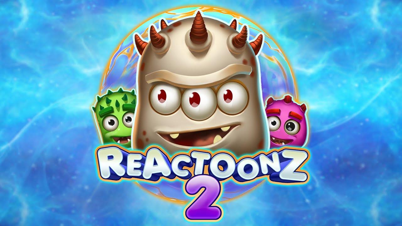 Caça-níqueis Reactoonz 2