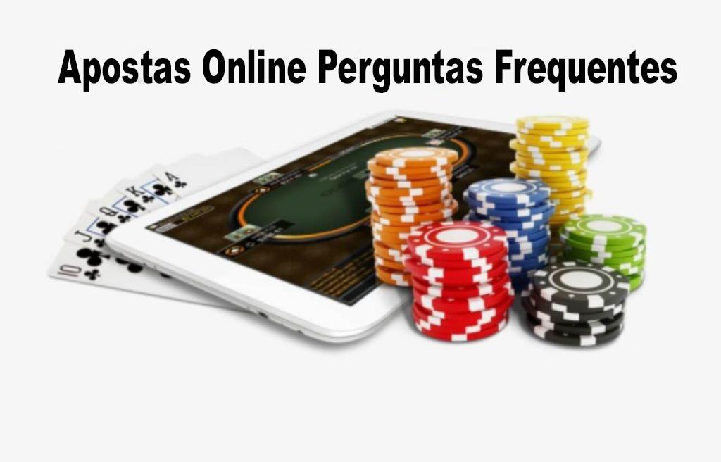 Perguntas Frequentes sobre apostas online