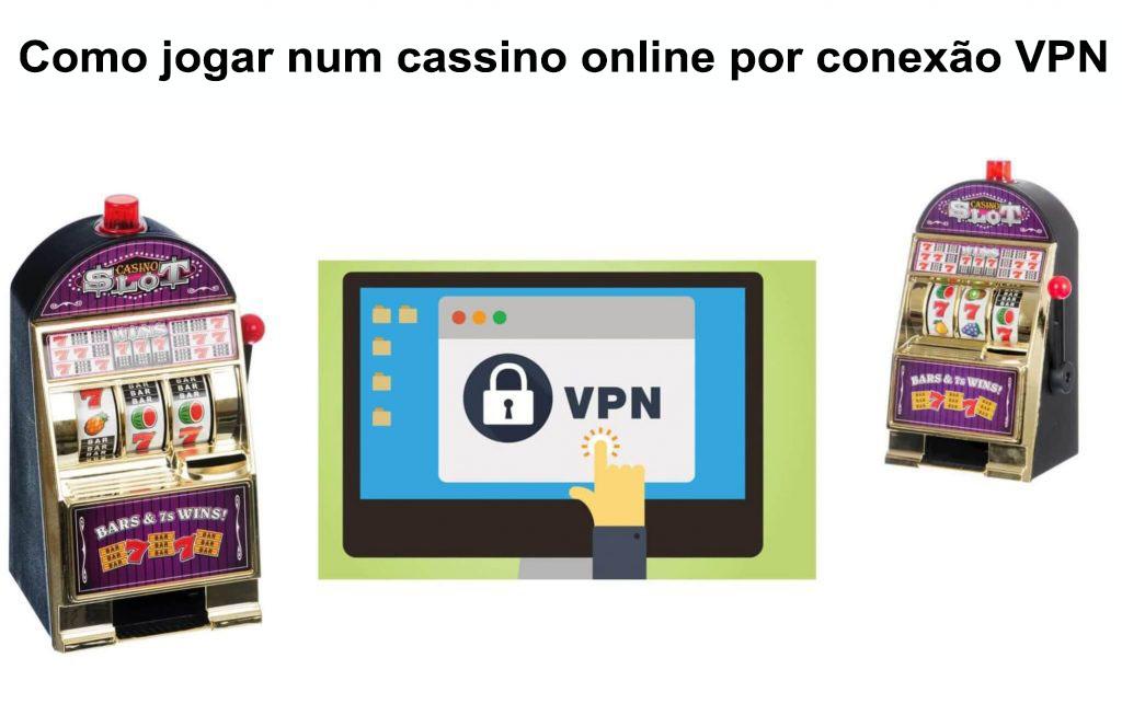 Como jogar através de VPN