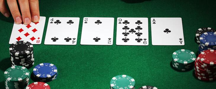 Como jogar pôquer online