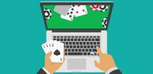 Pôquer online