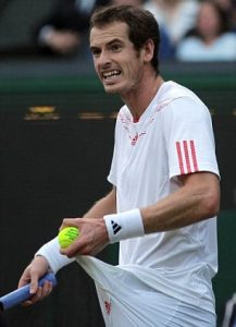 Bola de tênis no bolso