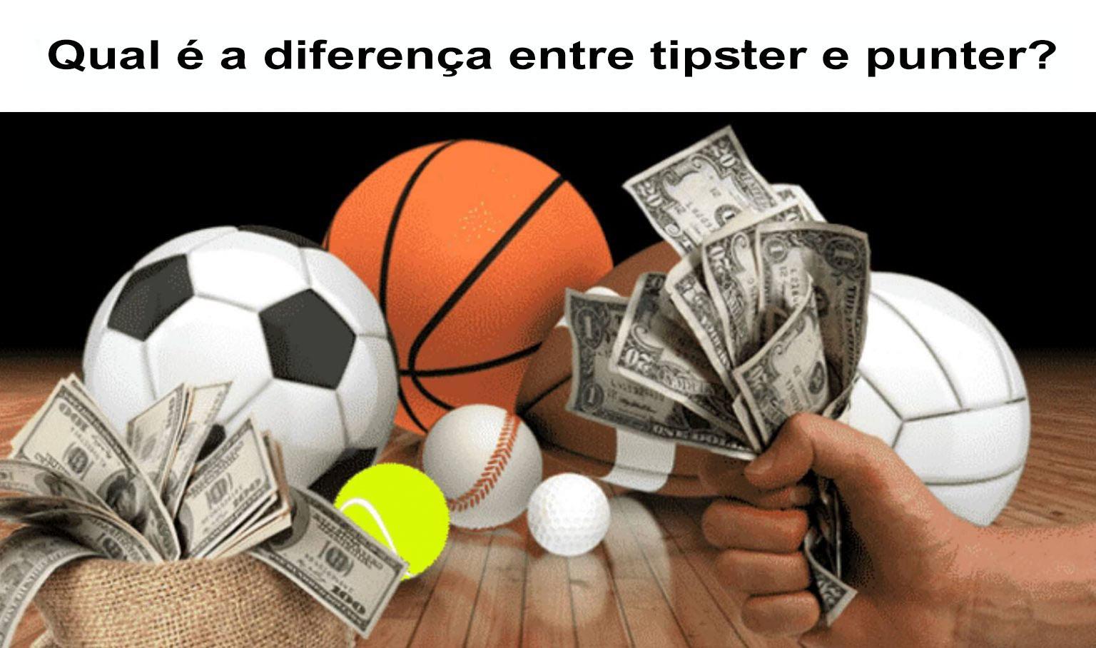 Diferença entre tipster e punter