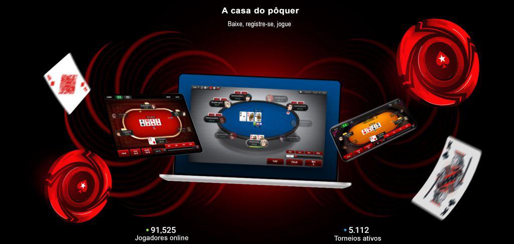 Jogos do poker stars