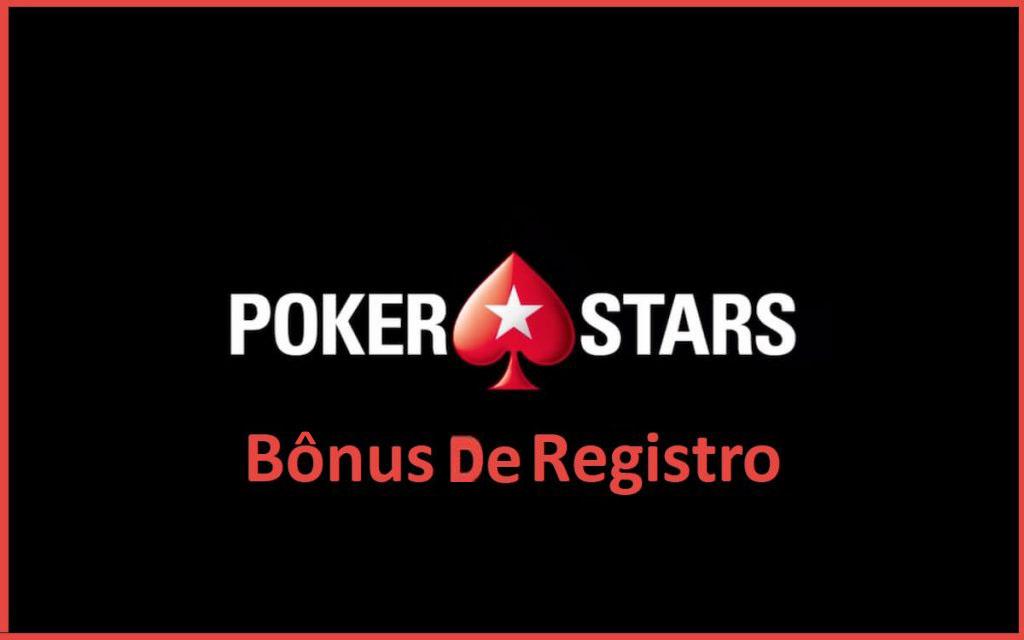 Registro no poker stars