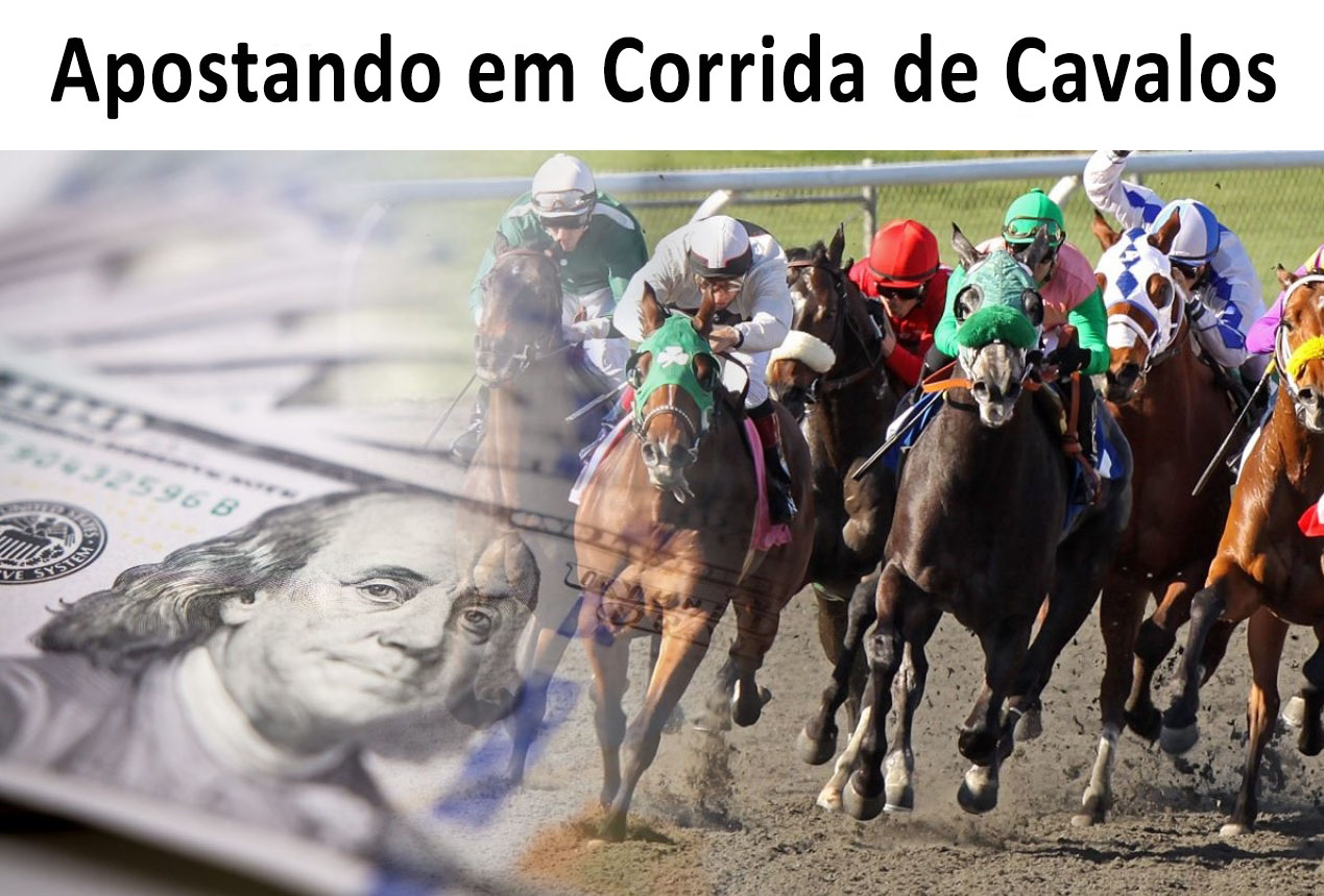 Apostas em corridas de cavalos