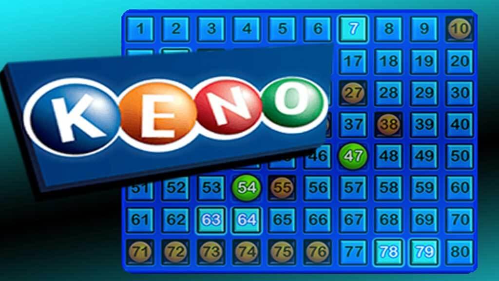 Tabela de Keno