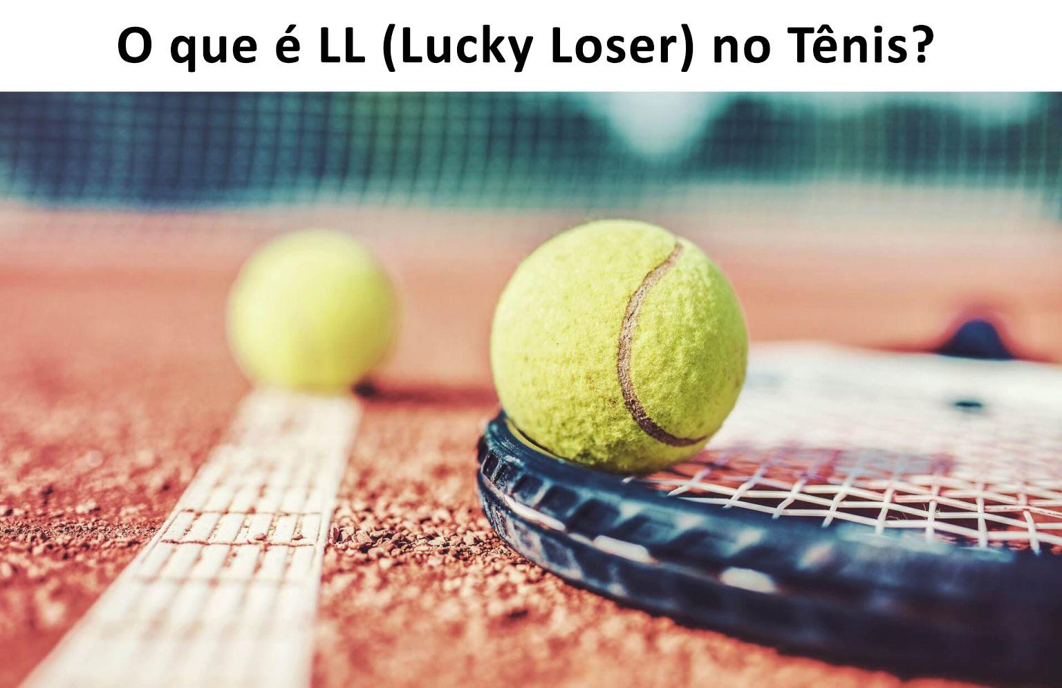LL no chaveamento do tênis
