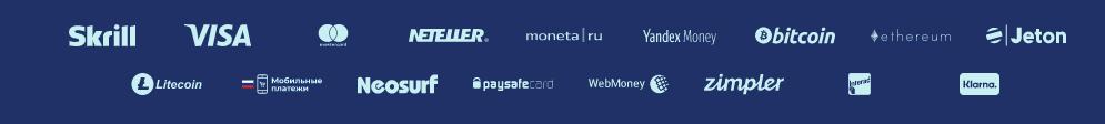 Casoo métodos de pagamento