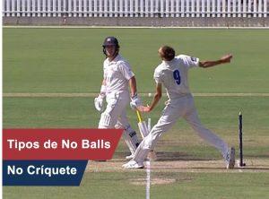 Tipos de no-ball no críquete