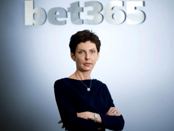 Fundadora do Bet365