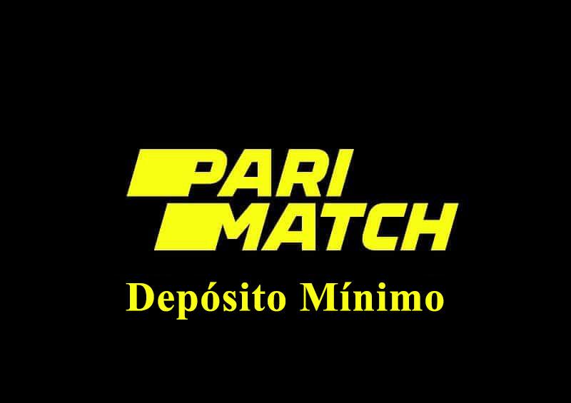 Depósito mínimo Parimatch